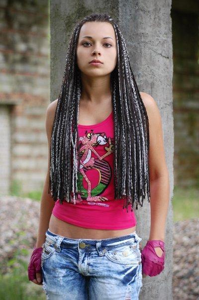 Укладка на длинные волосы Фото Красивая укладка в 94