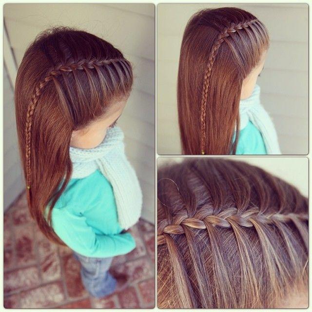 Повседневные прически для маленьких волос