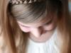 Детские косы - фото