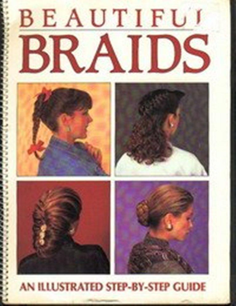 """Книга """"Beautiful Braids"""""""