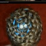 Коса-улитка, коса-корзинка, коса вокруг головы
