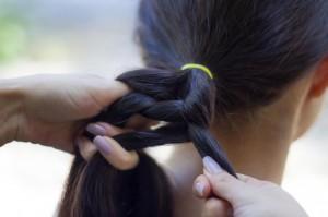 Как плести косу из 5 прядей