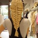 Как плести воздушную косу