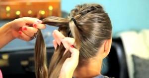 Коса цепочка
