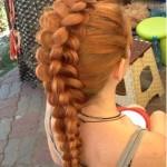 Большая двойная коса