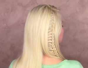 Коса лесенка