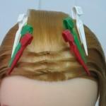 Кружевные косы