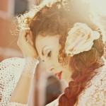 Плетение свадебных кос