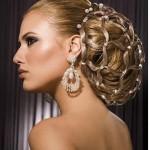 Плетение косы сетка из волос