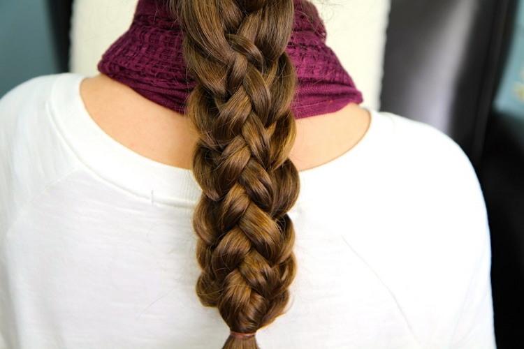 Четырехсторонняя коса