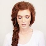Как научиться заплетать косы самой себе