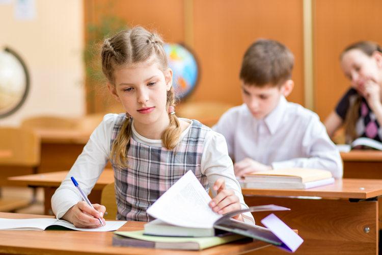 Косы в школу для подростков