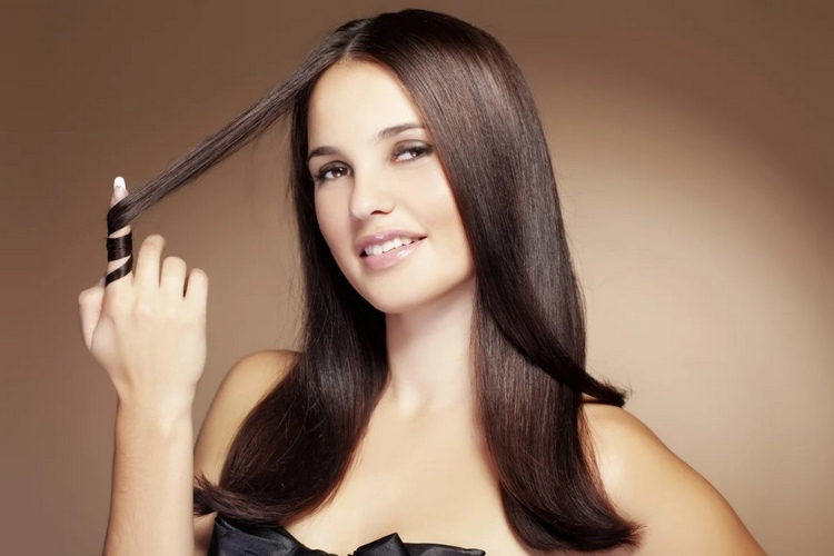 Подготовка волос перед прической с косами