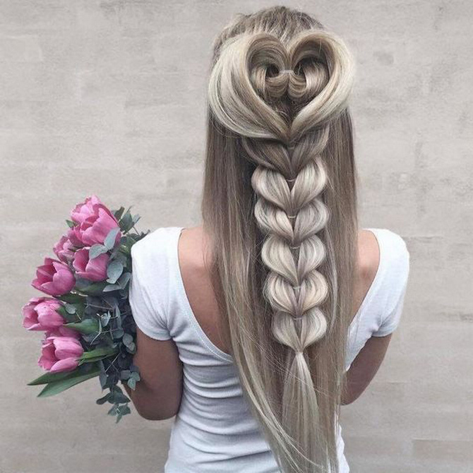 Популярная коса