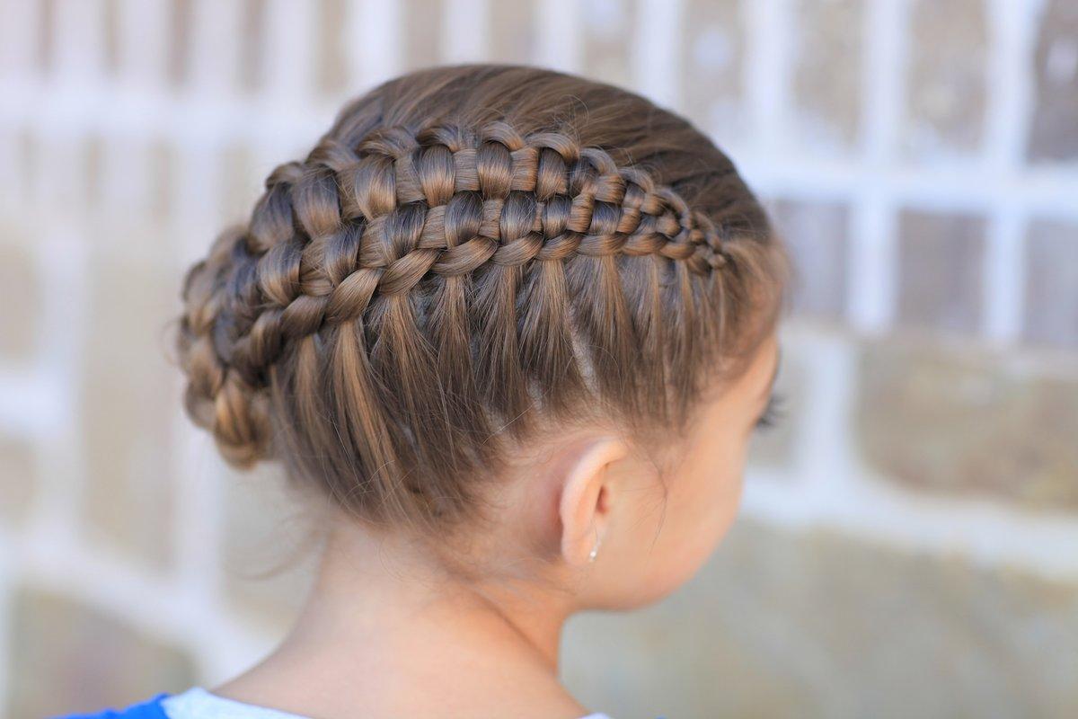 Самая популярная коса