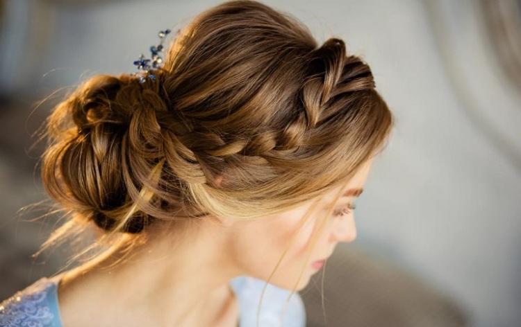Какую заплести косу на свадьбу